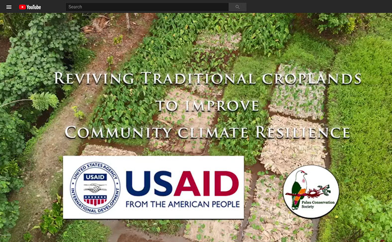 Reviving Traditional Croplands to Improve Community Climate Resilience